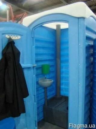 Биотуалет (Туалет-кабина мобильная)