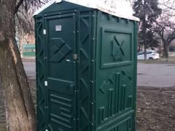 Туалет кабина уличная автономная