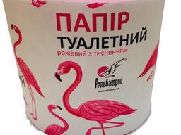 Туалетная бумага Фламинго