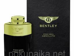 Мужская Парфюмированная вода Bentley Absolute for Men Eau. ..