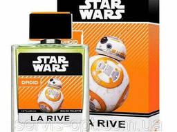 Туалетная вода для детей La Rive Star Wars Droid 50 мл. ..