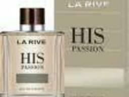 Туалетная вода для мужчин La Rive 100 мл . His Passion Man. ..