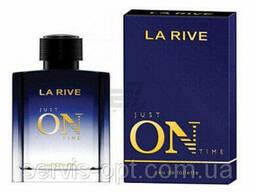 Туалетная вода для мужчин La Rive Just On Time 100 мл. ..