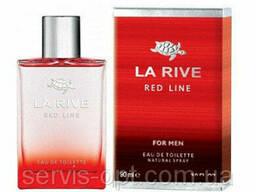 Туалетная вода для мужчин La Rive Red Line 90 мл. ..