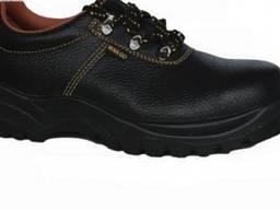 Туфли кожаные на двойной ПУ подошве, женские и мужские
