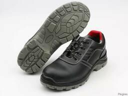 Туфли рабочие кожаные Евро