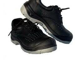Туфли рабочие летние со стальным подноском