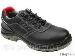 Туфли рабочие, нитрильная подошва, антипрокольная стелька