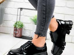 Туфли женские Adalena черные 1899