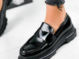 Туфли женские Alvar черные 1930