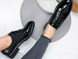 Туфли женские Denis черные 1940