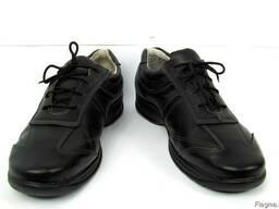 Туфли или кроссовки кожаные ручная работа Hand Made (ТУ – 12