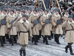 Тулуп армейский