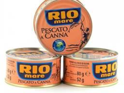 Консервы тунец Rio Mare