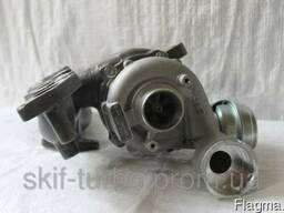 Турбина 1117401200 / Skoda / Passat / Seat / Audi / 2.0 TDI