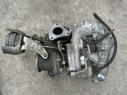 Турбина(bi-turbo) на Mercedes Sprinter 906 ,Спринтер 906