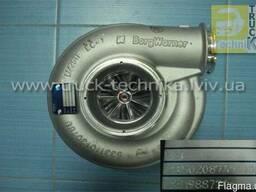 Турбина двигателя турбокомпрессор MAN D2866, 2876