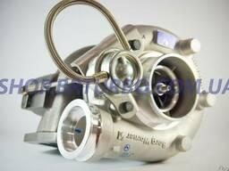 Турбина ГАЗ / МАЗ / ЛИАЗ двигатель ЯМЗ-536 Euro 4 / Euro 5