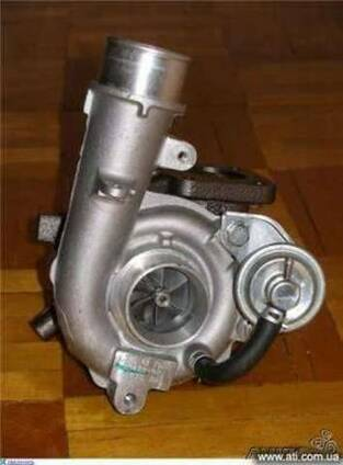 Турбина на . мазда CX-7 Mazda Cx-7 2,3