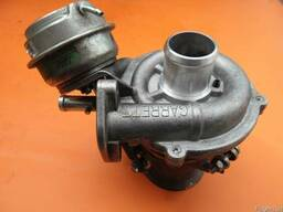 Турбина на Fiat Doblo 1. 3 JTD (Фиат Добло) 2011-