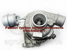 Турбина на Kia Serato, U1.5L Euro3, Hyundai Lavita, Getz, Pride, Verna, Киа Серато. ..