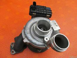 Турбина на Mercedes Sprinter 3. 0 cdі електр. клапан