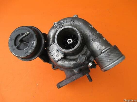 Турбина на Volkswagen LT 2.5 tdi (Фольксваген ЛТ) 70kW