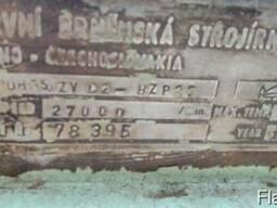 Турбокомпрессор PDH 35zv Skoda 6-27,5A2L