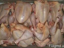 Тушки домашних бройлеров мясо куриное и для табака и гриль