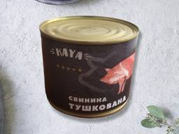 Тушёнка ДСТУ