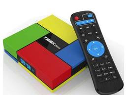 ТВ приставка IPTV Smart Box Anroid TV T95K Pro, 2/16 Гб 8 ядер