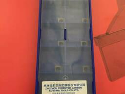 Твердосплавная пластина для сверла SPGT 050204-PM YBG212...