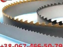 Твердосплавні стрічкові пилки по металу для верстатів і пил
