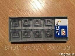 Твердосплавные пластины ISCAR CNMG120408