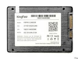 SSD 240 Gb - твердотельный накопитель Kingfast PRO6 SATA-III