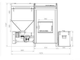 Твердотопливные котлы WPEco-15