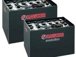 Тяговые аккумуляторные батареи Hawker