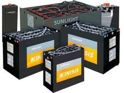 Тяговые аккумуляторные батареи Sunlight