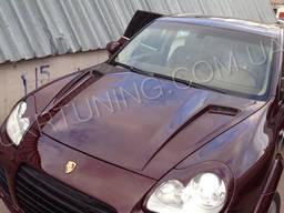Тюнинг Капот Porsche Cayenne 955 - фото 4