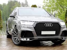Капот Audi Q7 2015 2016 2017