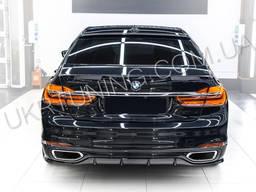 Cпойлер BMW 7 G11 2016 2017 2018
