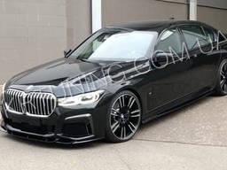 Тюнинг обвес BMW 7 2018 2019
