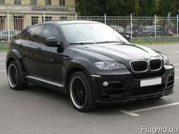 Тюнинг обвес Lumma,G-Power BMW x6 e71 в Киеве