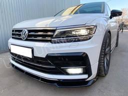 Тюнинг пороги Volkswagen Tiguan 2017 2018 2019 2020