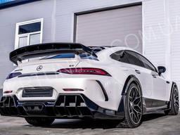 Спойлер на багажник Mercedes AMG GT 63 S 2020 2021 X290.