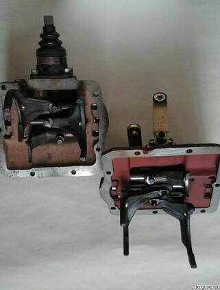 КПП УАЗ-469 УАЗ 3160-1702010 механизм переключения передач.