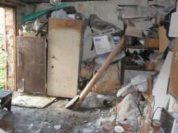 Уборка сараев,летних кухонь и гаражей Донецк
