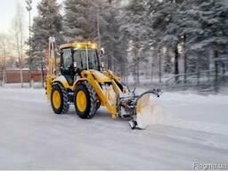Вывоз уборка снега оперативно