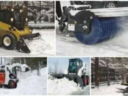 Уборка снега киеве