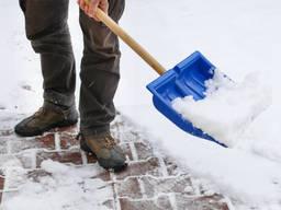 Уборка снега на вашей территории в киеви быстро, качественно